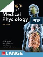 Ganong physiology