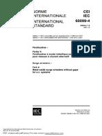 IEC-60099-4