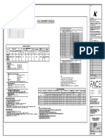 Mh-206 Mechanical Equipment Schedule - 04 Rev1