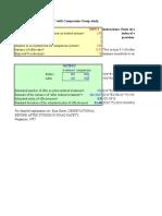 CG Design and Analysis
