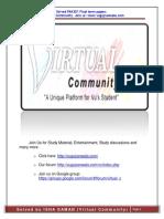 Solved PAK301 Final Term Papers by Www.vugujranwala.com (Isha Saman) (1)