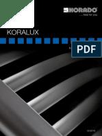 Koralux Towel Rail Radiators 1551255228