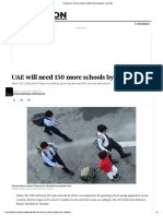 UAE Will Need 150 More Schools by 2022_ Study _ Education – Gulf News