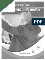 Sermones PARA SÁBADOS MISIONEROS