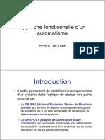 Approche Fonctionnelle d Un Automatisme 3-Hergli