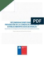 Prevencion Suicidio en Establecimientos Educacionales Web Con Resolución
