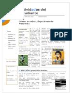 PDF Maradona e28093 Actividades a2 b1 b2 c1 Del Estudiante