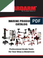 Yardarm Marine Products Brochure