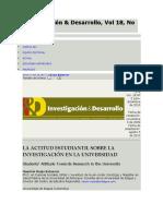 Investigación y desarollo vol. 18, no. 2.docx