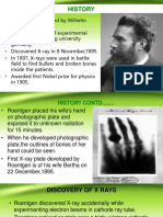 X RAY PPT
