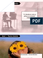 Aula1 - Teoria Literária 19