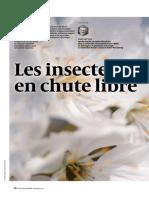 Disparition Insecte-2019-09 Pour La Science