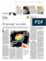 El Gen Gay No Existe