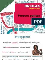 Present Perfect Ppt