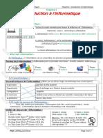 Chapitre1 3eme Introduction Info2018