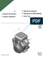Manual Operação Vanguard 23 HP.PDF