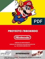 PRESENTACION PROYECTO FRACASADO