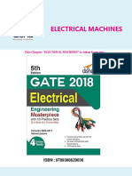 Disha Publication Electrical Concept Notes With Exercies Electrical Machines