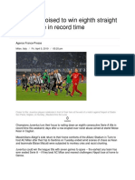 Juventus poised to win eighth straight Serie A title in record time.docx