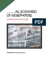 Global Scenario of Newspapers