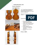 Catalogo Violines Agosto – 2018