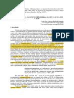 PDF a Herança Clássica Artigo Christina