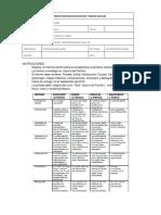 Informe de Investigación de Historia y Ciencias Sociales