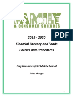 2019 7th grade pandp