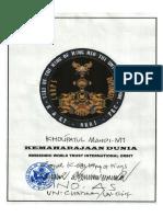 NN DECLARATION TRANSACTION - Media Release