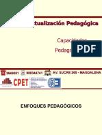 CAPACIDADES PEDAGÓGICAS 1