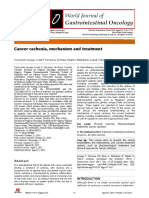 Cancer cachexia, mechanism and treatment.doc