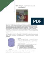 Cómo usar derivadas para resolver ejercicios de optimización.docx