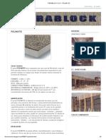 Fibrablock s.a.c._ Polimixto