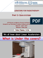 LINEAR ACCELERATORS FOR RADIOTHERAPY