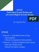 Embedded System Design - Lectu