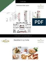 A La Carte  Menu Presentation MD 250316.pptx