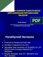 kuliah paratiroid dan ggn metabolisme Ca.ppt
