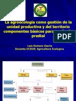 3. Agroecologia Como Gestión UP