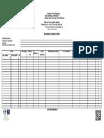 SDF-OSA-305-008-01 -Student Directory (1).doc