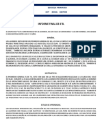 Informe Final de Grupo.