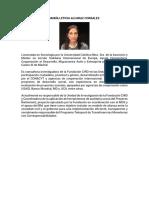Presentación Leticia Alcaraz