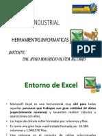 1 Entorno de Excel