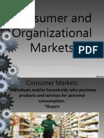 Consumer and Organizational Markets.pptx