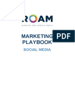 The Marketing Playbook_ Social Media
