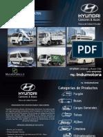 Catálogo Productos HYUNDAI