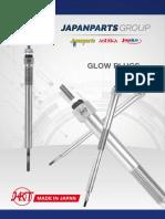 Japanparts HKT Glow Plugs