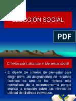 Eleccion Social