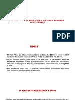 EDIST-Presentación DISER.