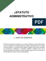 FUNCION PUBLICA ESTATUTO ADMINISTRATIVO (Parte 1).pptx