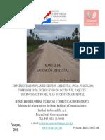 Manual Educacion Ambiental